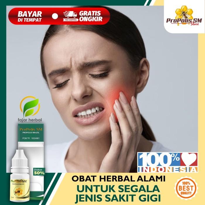 Jual Obat Nyeri Gigi Obat Gigi Linu Obat Gigi Bolong Propolis Sm Store Jakarta Timur C V Soni Technopolis Ii Tokopedia