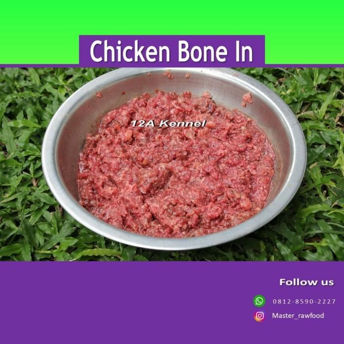 Foto Produk Rawfood Chiken/Dogfood/Catfood/Makanan anjing/Makanan kucing dari MasterMart