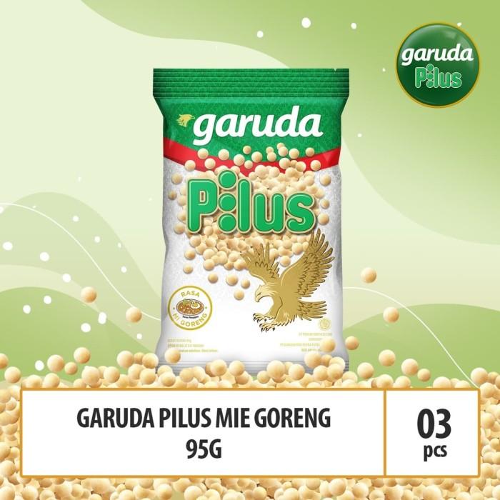 Foto Produk PILUS GARUDA Mie Goreng - 95g x 3 (PGM7 / 3 Pcs) dari GarudaFood