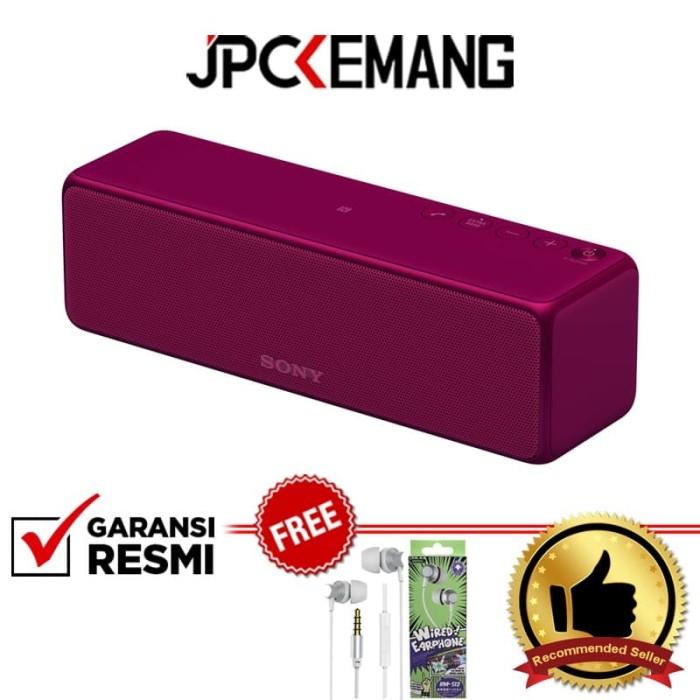 Foto Produk Sony SRS HG1 h.ear go Wireless Speaker (Bordeaux Pink) GARANSI RESMI dari JPCKemang