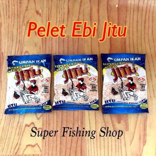 Jual Pelet Jitu Ebi Campuran Umpan Ikan Mas Kota Bandung Aruna Fhising Store Tokopedia