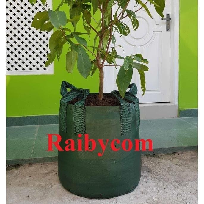 Foto Produk Planter Bag 100 Liter Easy Grow Jumbo Planterbag Pohon Buah Besar dari Raibycom