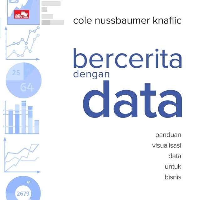 Foto Produk Bercerita dengan Data Cole N Knaflic dari Showroom Books