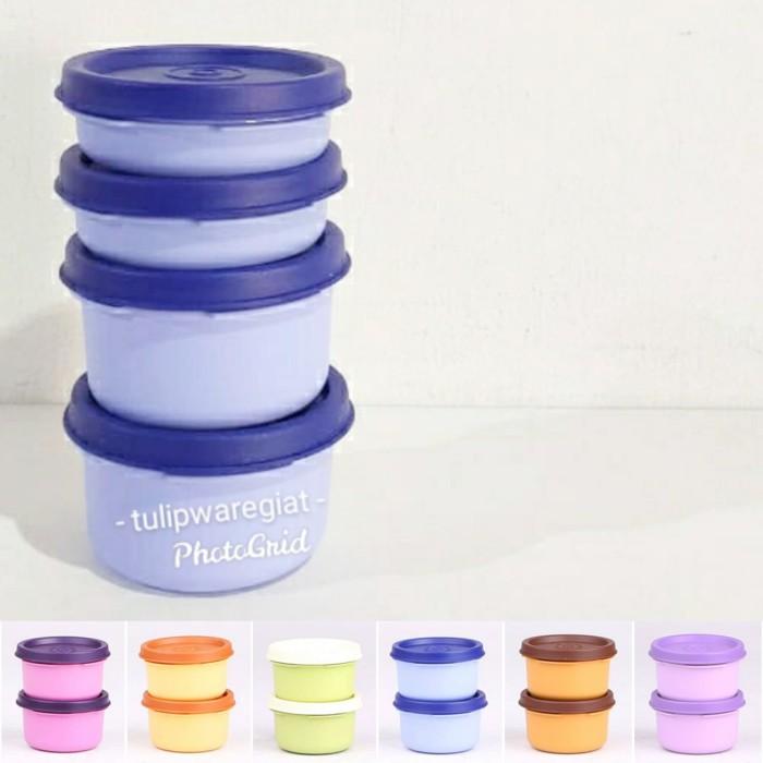 Foto Produk Tiny Set Tulipware (Medium Round + Small Round) dari TULIPWARE collection