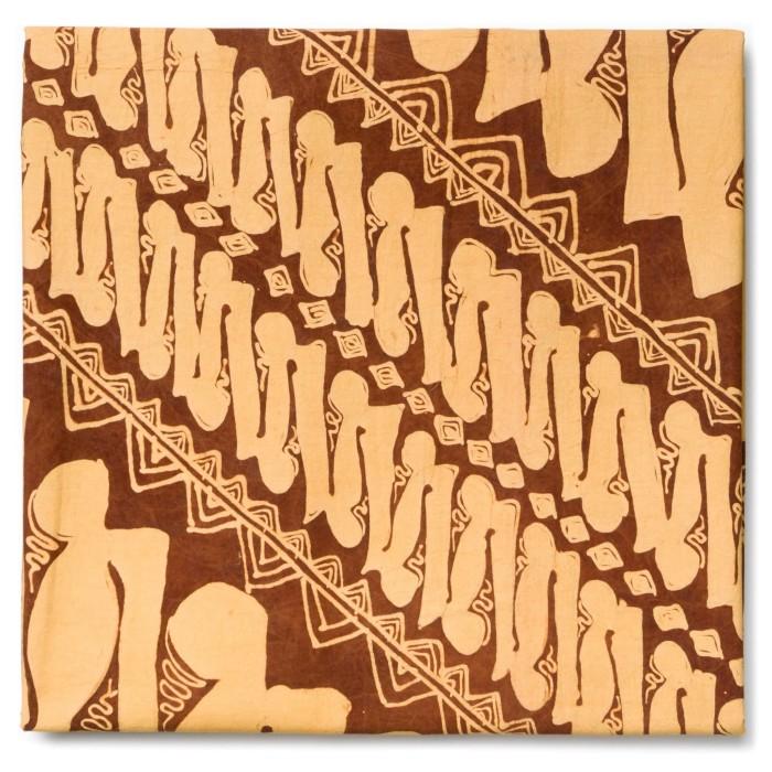 Foto Produk Kain Batik Tulis Warna Alam Motif Parang Seling Gede Cilik dari Kainusa