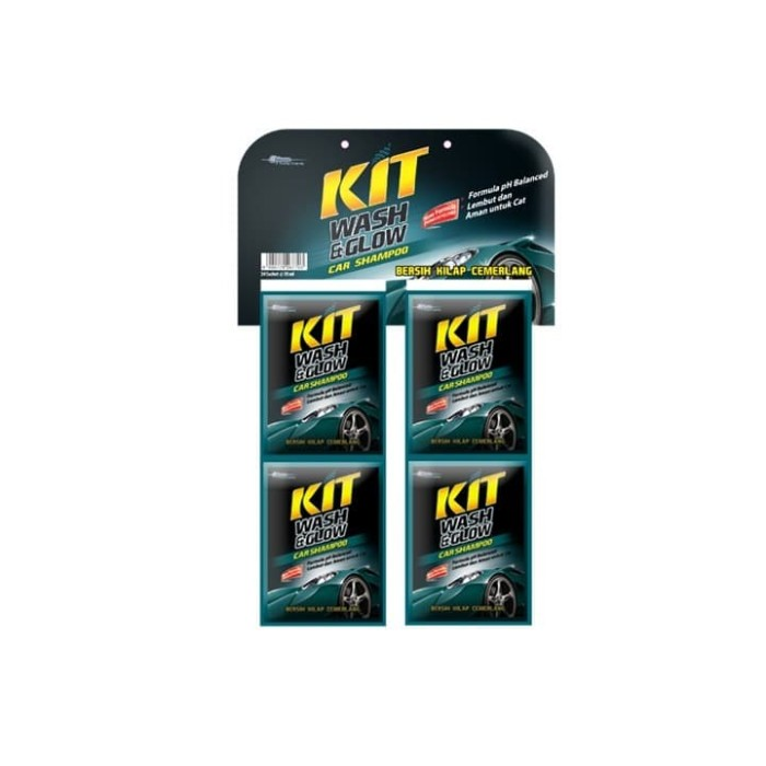 Jual Kit Wash Glow Sachet 30ml X 24 Kota Cirebon Sanitascg Tokopedia