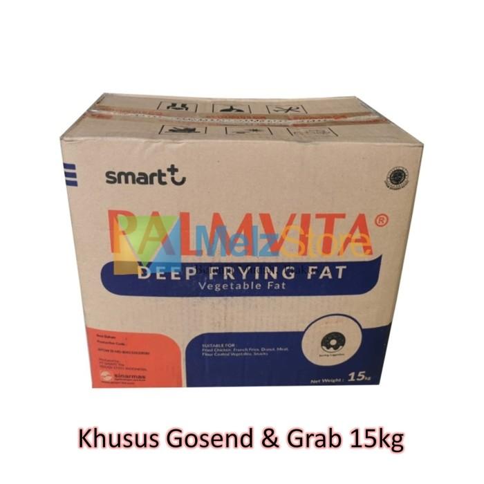 Foto Produk PALMVITA Minyak Goreng Padat Beku 15kg dari MelzCorp