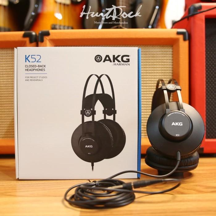 Foto Produk Headphone AKG K52 dari HurtRock Music Store