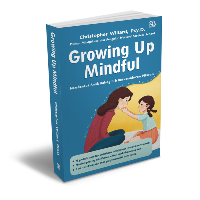 Foto Produk GROWING UP MINDFUL dari Mizanstore