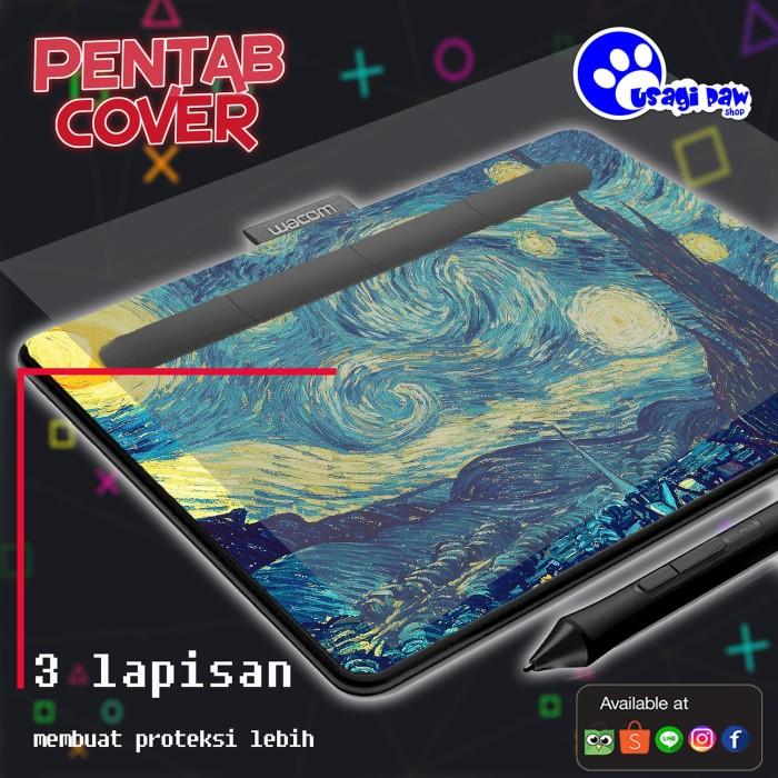 Foto Produk Pen Tablet Cover Wacom/Huion/XP-Pen/Genius/Gaomon dll. dari Usagi Paw