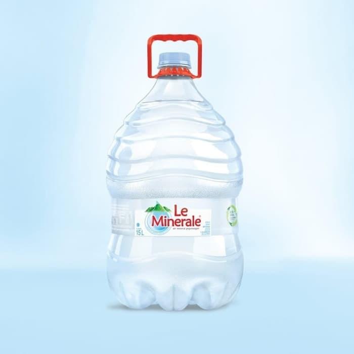 Jual Le Minerale Air Mineral Galon Sekali Pakai 15 Liter Grab Gojek Only Kab Bandung Barat Mikro Cimahi Tokopedia