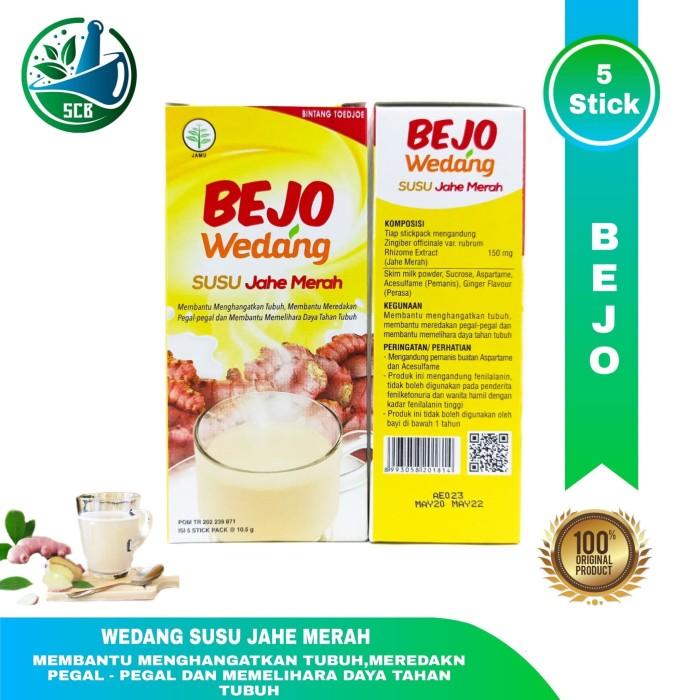 Foto Produk Bejo Susu Jahe Merah dari Toko Obat SCB