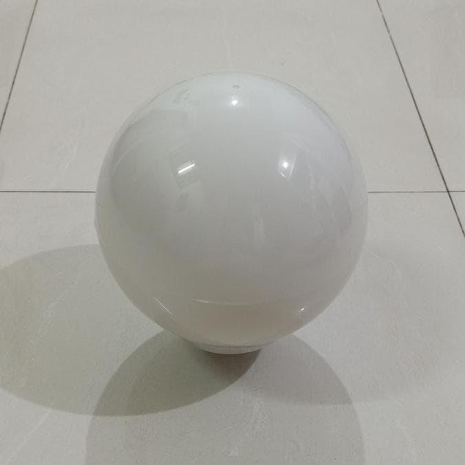 Jual Lampu Taman Bulat Putih Susu 10 Pelitamalam99 Kota Bekasi Pelitamalam99 Tokopedia