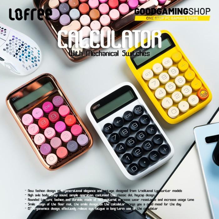 Jual Lofree Calculator Jakarta Pusat Goodgamingm2m Tokopedia