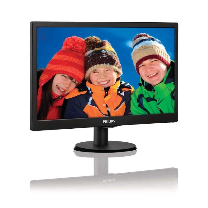 Foto Produk Monitor LED Philips 193vsl 18.5 inch dari PojokITcom Pusat IT Comp