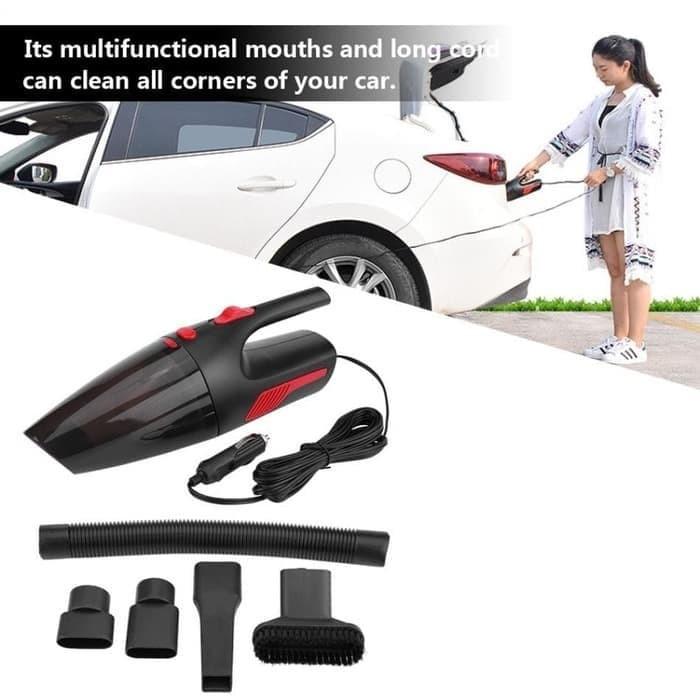 Foto Produk Vacum Cleaner Mobil Portable / Vacuum Cleaner Debu Mobil / Car Cleaner dari Vintaco