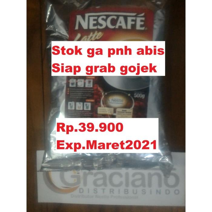 Foto Produk Nescafe Latte 500gr Kopi Susu Promo Nestle Profesional dari Graciano Distribusindo