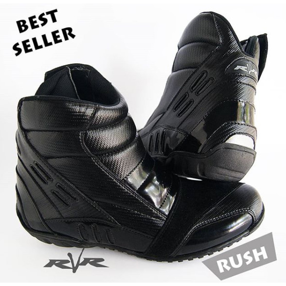 Foto Produk sepatu touring rvr rush v2 dari saungmotor