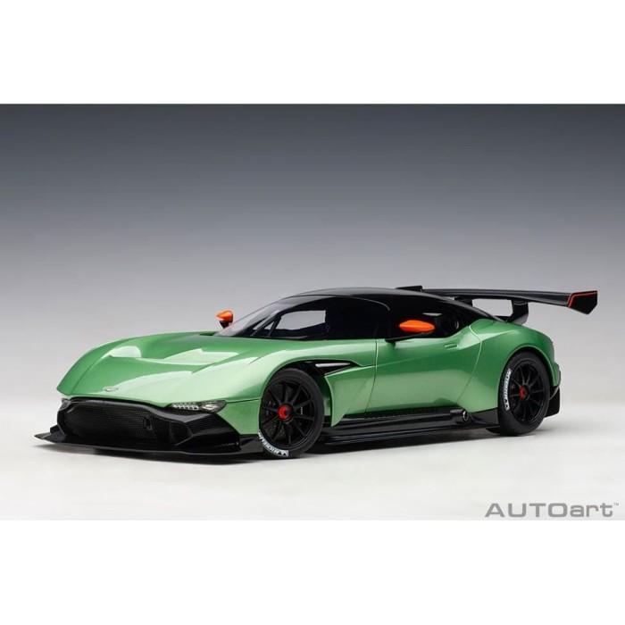 Jual 1 18 Autoart Aston Martin Vulcan Hijau Orange Diecast Miniatur Jakarta Pusat Toko Best Price Tokopedia