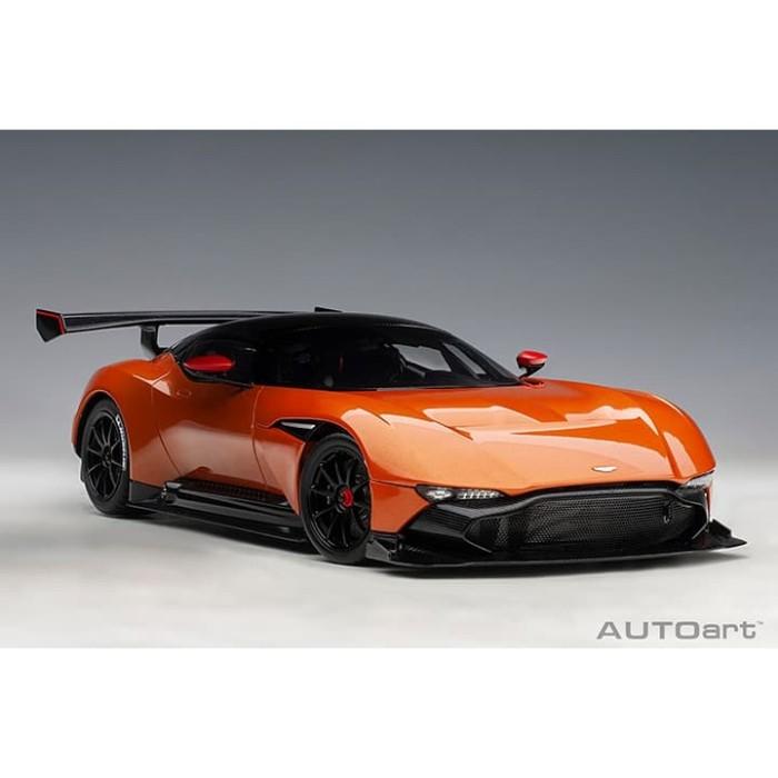Jual 1 18 Autoart Aston Martin Vulcan Green Orange Diecast Miniatur Jakarta Pusat Toko Best Price Tokopedia