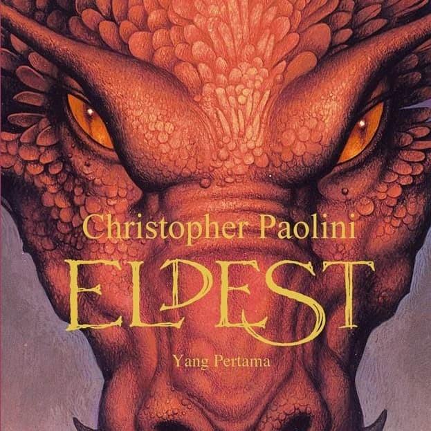 Foto Produk Eldes Yang Pertama Christopher Paolini dari Showroom Books