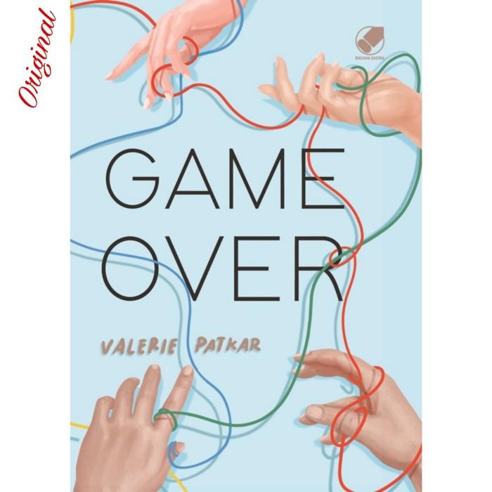 Foto Produk Buku Game Over Valerie Patkar dari Showroom Books