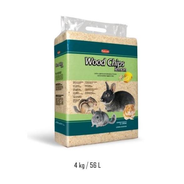 Foto Produk Padovan Wood Chips Lemon 4kg Serbuk Kayu Hamster Kelinci Guinea Pig dari Hime petshop
