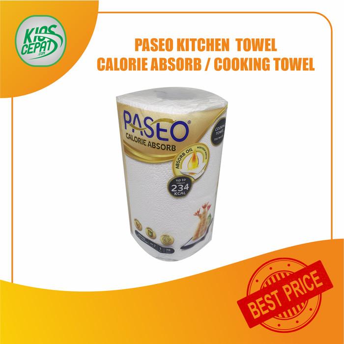 Foto Produk Tissue PASEO Kitchen Towel Luxuriously Soft (TISU DAPUR) dari KiosCepat