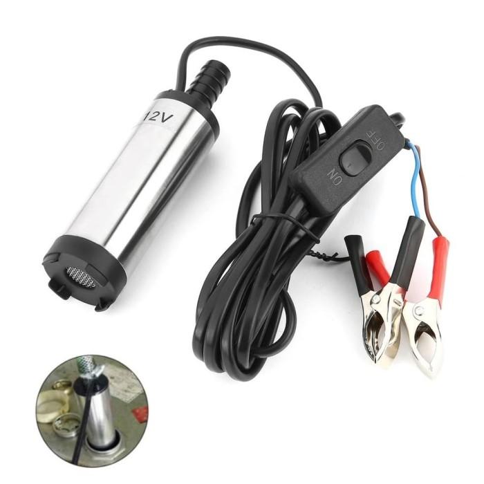 Jual Pompa air celup mini Kecil Portable 12v Diesel Pump ...