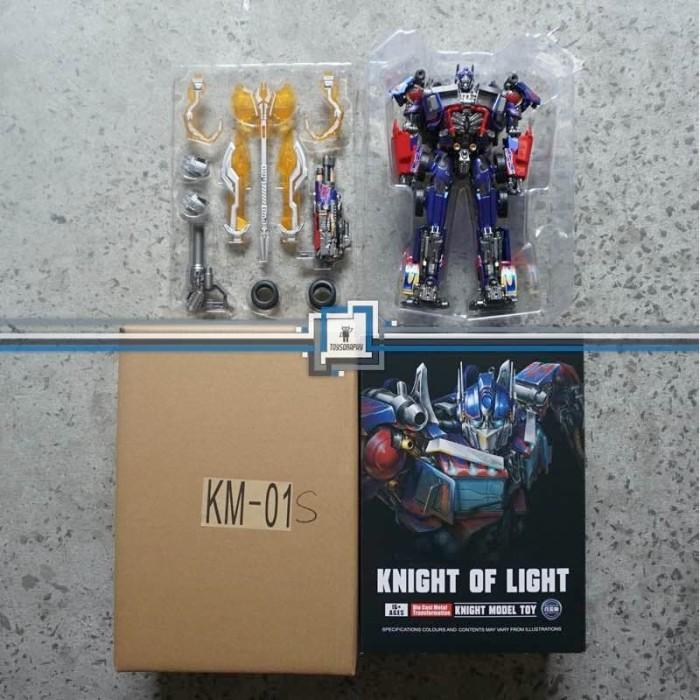 Foto Produk Blackmamba BMB LS-03F Optimus Prime DOTM / LS03F LS 03F MPM4- RESMI dari Toysgraphy