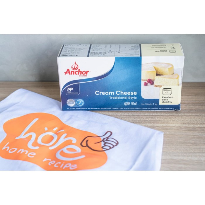 Foto Produk Anchor Cream Cheese 1kg (Repack) dari hore-indo