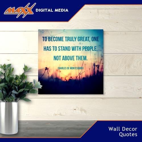 Jual Wall Decor Quotes Wq6 Kota Yogyakarta Maxx Digitalmedia Tokopedia