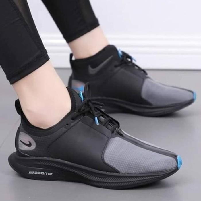 Foto Produk Nike Zoom Pegasus Turbo XX Black Blue Premium Original Sneakers dari AFS.Store