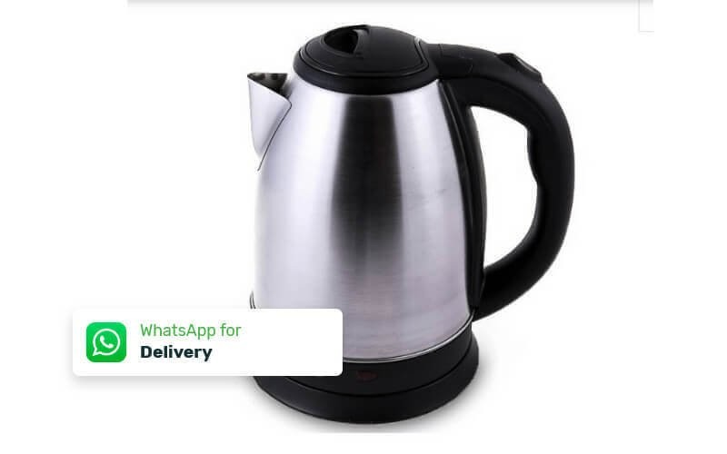 Sunhouse SHD1182 Electric High Speed Kettle 1.8 L - Delivery