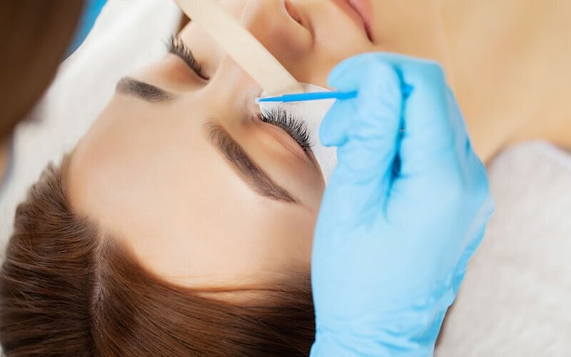 1x Double Eyelash Extension - Available for Home Service