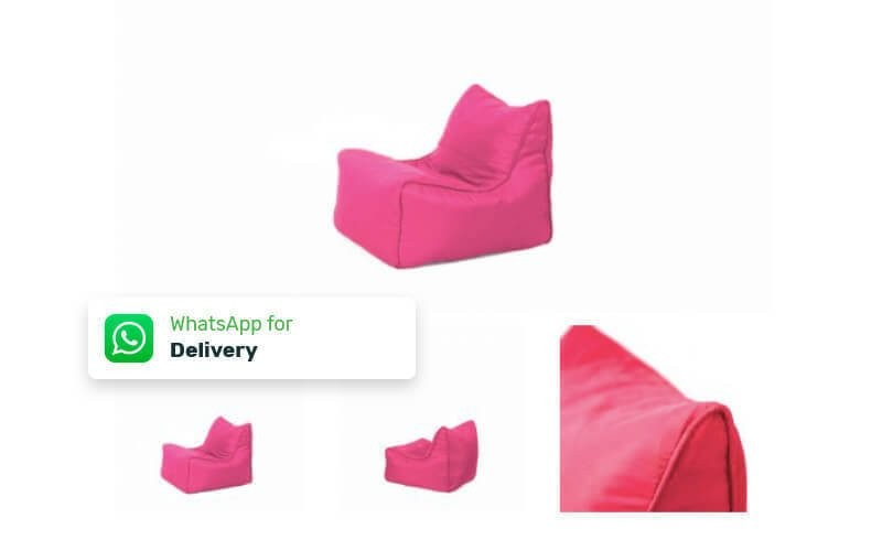 Free Delivery - Bean Bag Indy Nylon