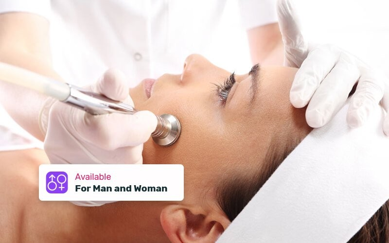 1x Diamond Microdermabration + Facial + Serum - Available by Appointment