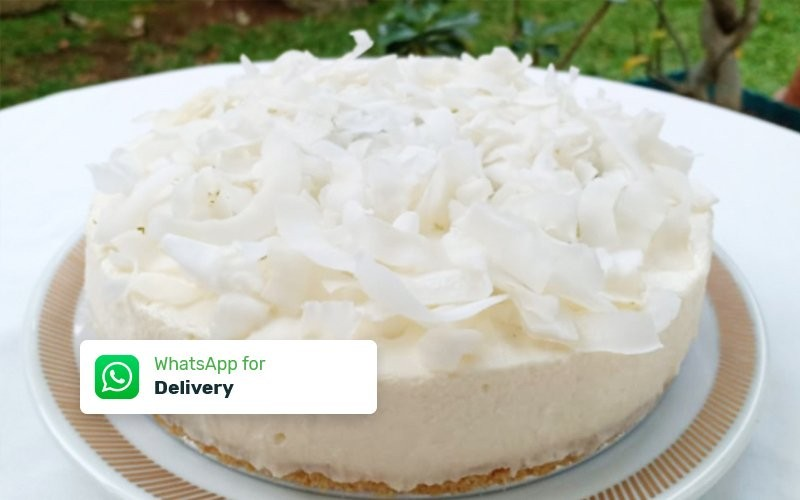 Key Lime Cheesecake - Delivery