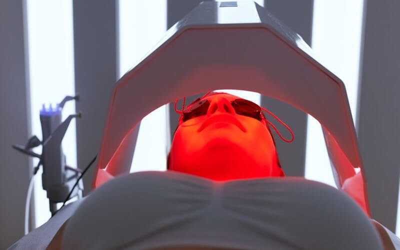 1x Korean Light Therapy + Cleansing + LED Light Therapy + Face Massage