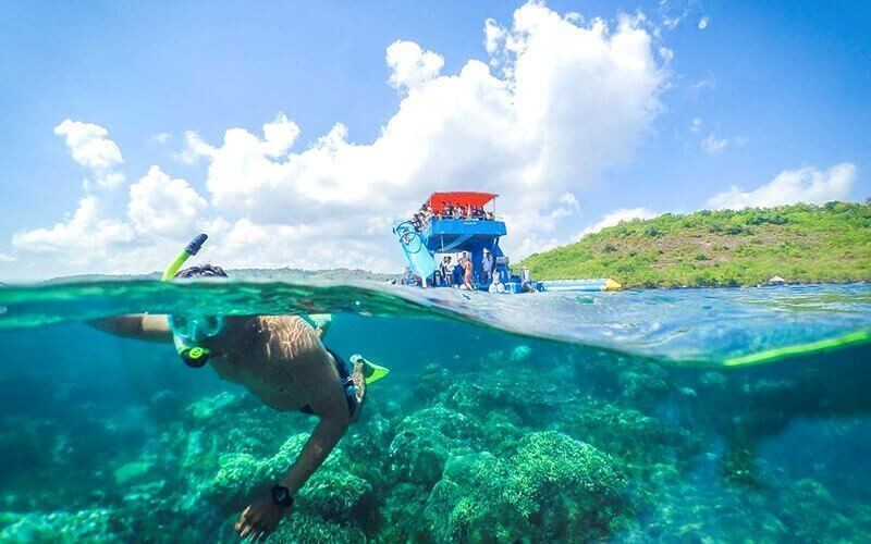 3 Point Snorkeling Trip for Adult (1 person)