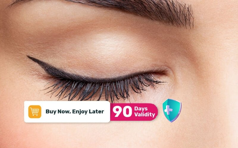 1x Shading Eyeliner (Ombre) with Korean Premium Ink + Vitamin Aftercare + Consultation