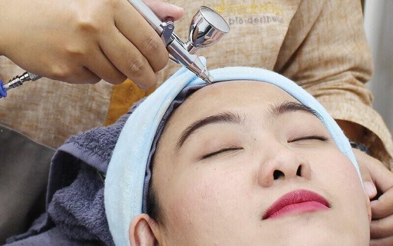1x Therapy Oxy Treatment (Non Serum) + Face Massage + Purifying Face Mask + Free Konsultasi