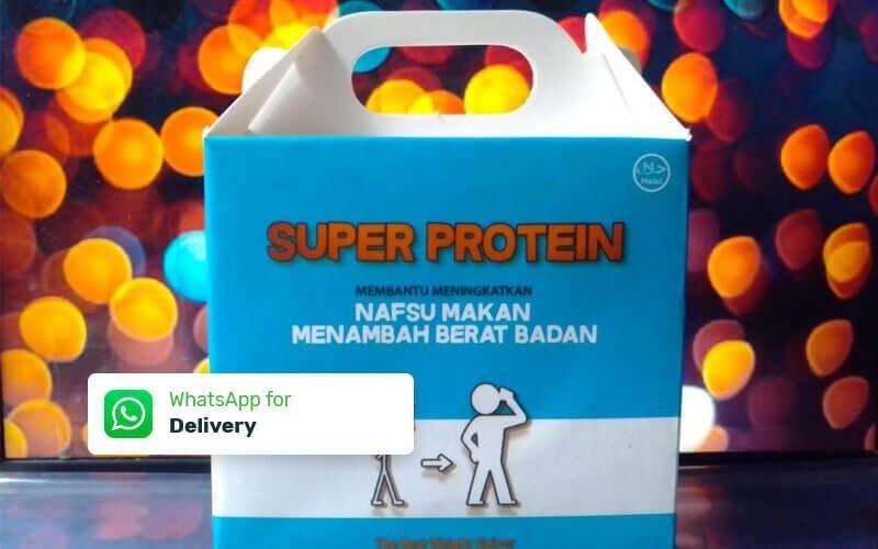 Paket Superprotein Tiens Gold (60 kapsul + 3 susu)