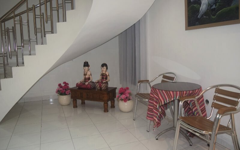 Yogyakarta: 2D1N in Family Shared Bathroom for 4 Persons - B2 (Room Only)