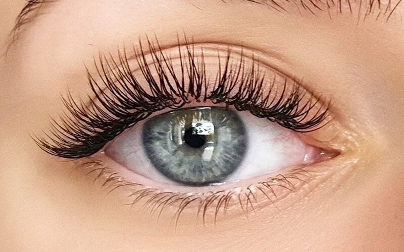 1x Classic Eyelash Extension 120 Hours Rest - Available for Home Service