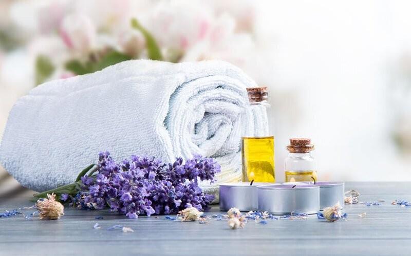 [Kelapa Gading] 1x Lavender Furano Massage + Lulur / Body Mask / Totok Wajah (120 Menit)