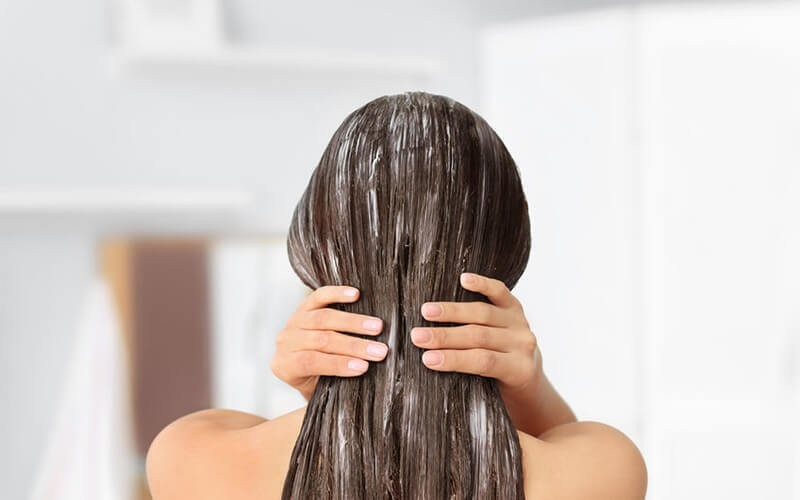 1x Hair Mask Keratin + Wash + Hair Ozone + Blow Dry + Hair Tonic + Hair Serum - Available by Appointment