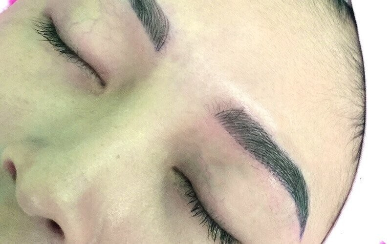 1x Sulam Alis Nano 6D Microblading + Free Intensive Aftercare Treatment