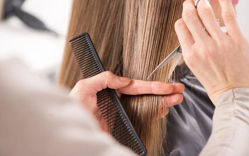 1x Hair Cut + Hair Wash + Traditional Creambath + Catok