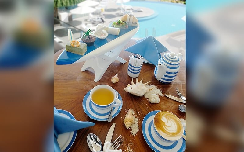 Kuta Reef Afternoon Tea at The Lounge - Dine in